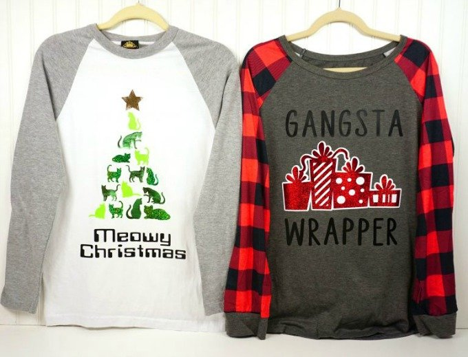 Happiness is Homemade christmas t-shirts