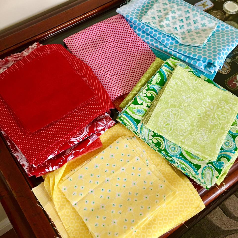 quilting squares with cricut