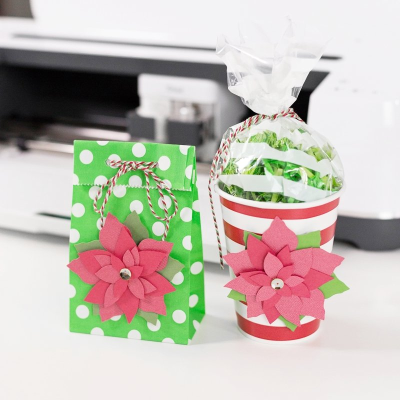 Easy Christmas Party Favors in Cricut Design Space
