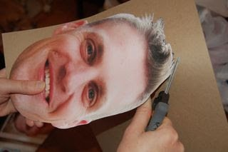 Flat Daddy…or in our case, Flat Kurt - 8 - Kingston Crafts