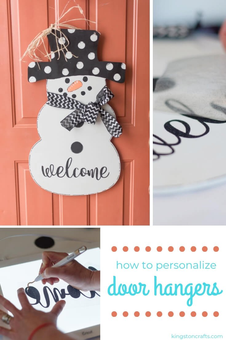 Personalized Door Hangers and How to Hang Them
