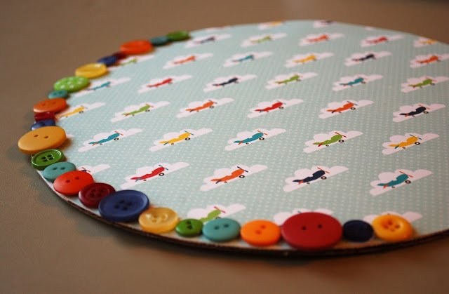Create your own Custom Cake Plates - 6 - Kingston Crafts