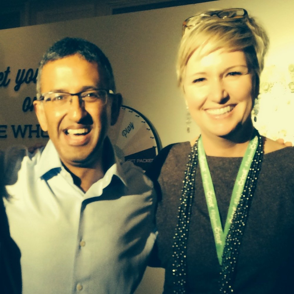 Ashish Arora and Beth Kingston