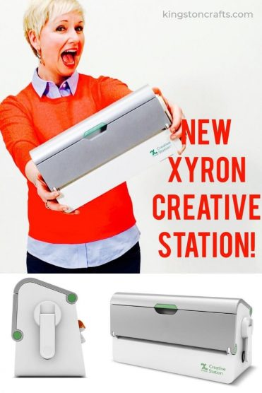 Introducing the NEW Xyron Creative Station! - Kingston Crafts
