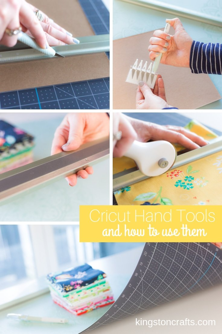 Cricut Tools and How to Use Them